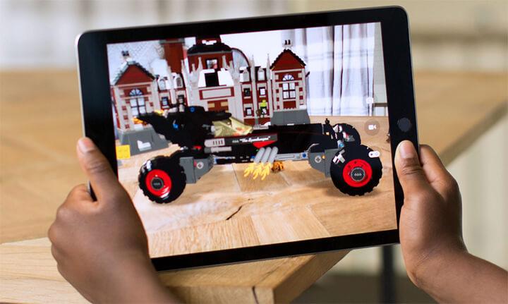 Immobilier en réalité augmentée Apple ARKit